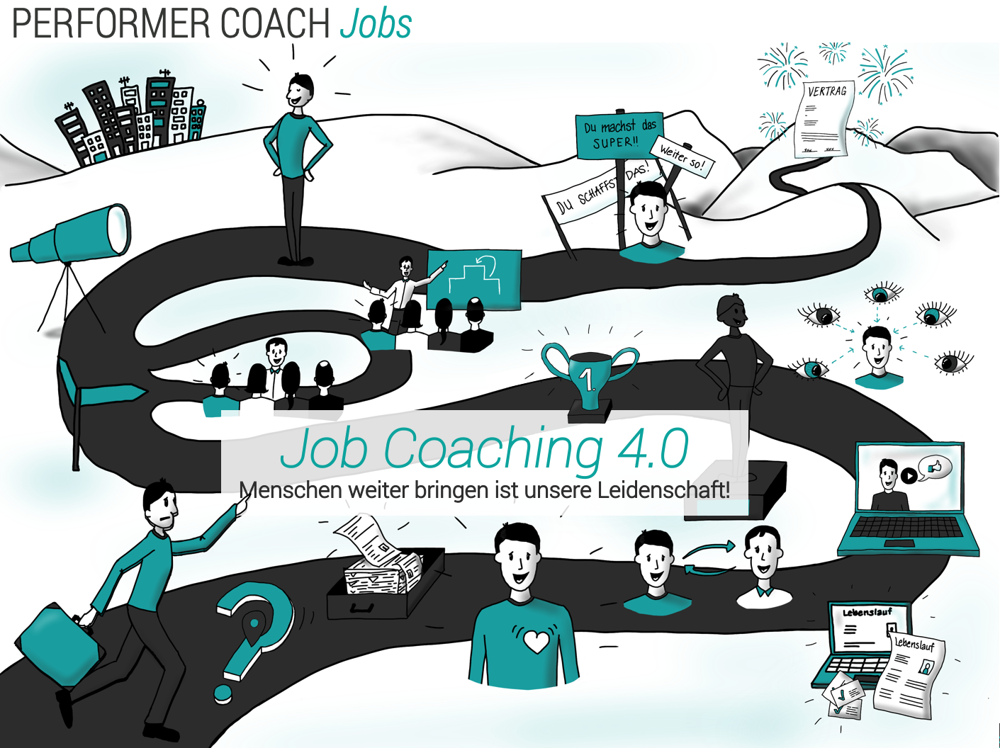 Performer Coach Jobs 4-0