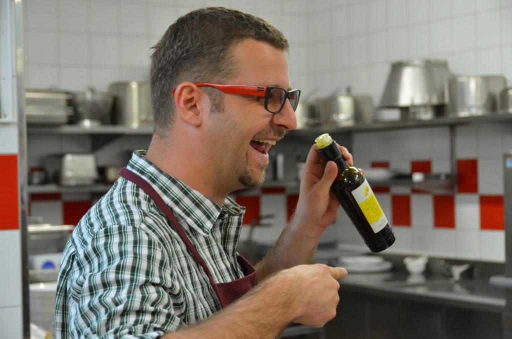 Habegger Consulting - gemeinsame Aktivitäten in Show Küchen oder selektionierte Restaurants