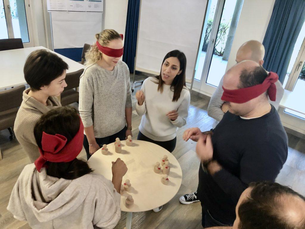Habegger Consulting - Indoor Erlebnispädagogik